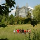 Führung im Botanischen Garten